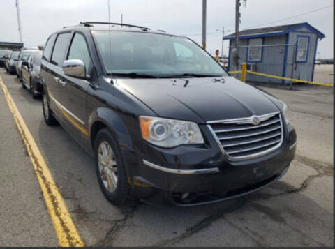 2010 Chrysler Town and Country for sale at HW Used Car Sales LTD in Chicago IL