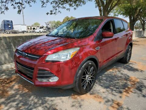 2016 Ford Escape for sale at Matador Motors in Sacramento CA