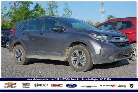 2019 Honda CR-V for sale at WHITE MOTORS INC in Roanoke Rapids NC