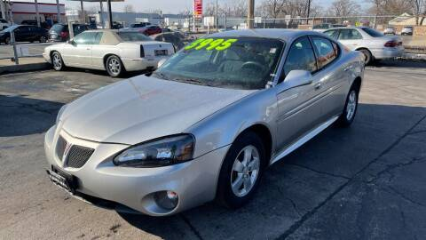 2008 Pontiac Grand Prix for sale at ROUTE 6 AUTOMAX - THE AUTO EXCHANGE in Harvey IL