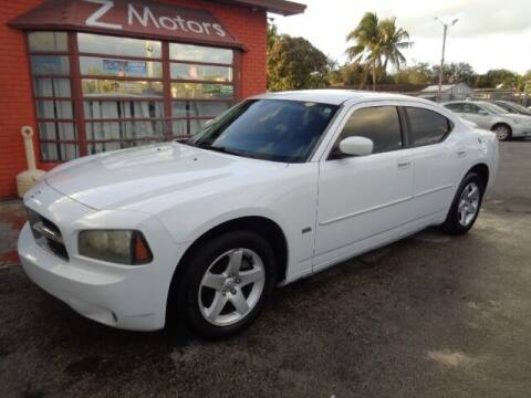 2010 Dodge Charger for sale at Z MOTORS INC in Hollywood FL