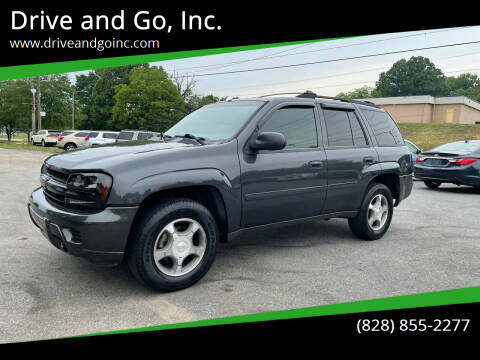 2007 Chevrolet TrailBlazer for sale at Drive and Go, Inc. in Hickory NC