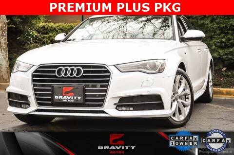 2017 Audi A6 for sale at Gravity Autos Atlanta in Atlanta GA