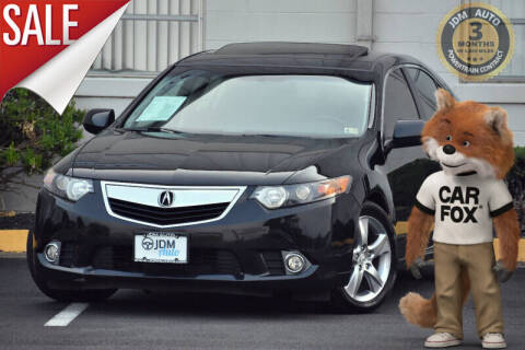 2013 Acura TSX for sale at JDM Auto in Fredericksburg VA