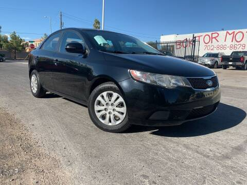2011 Kia Forte for sale at Boktor Motors in Las Vegas NV