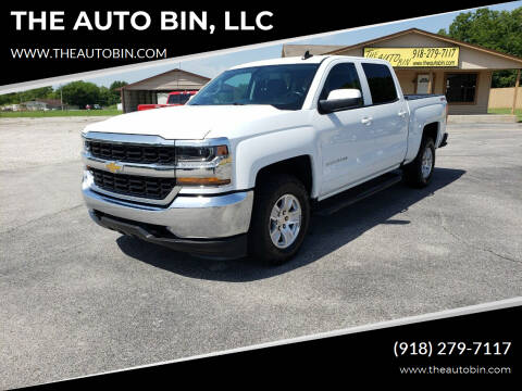 2018 Chevrolet Silverado 1500 for sale at THE AUTO BIN, LLC in Broken Arrow OK