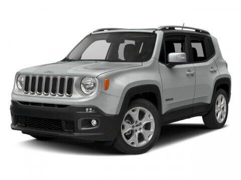 2016 Jeep Renegade for sale at SHAKOPEE CHEVROLET in Shakopee MN
