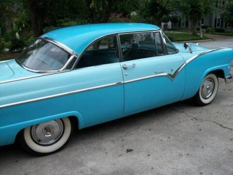 1955 Ford Fairlane for sale at Haggle Me Classics in Hobart IN