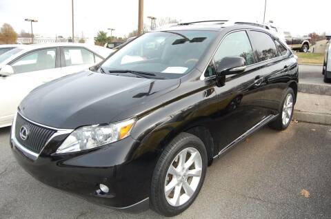 2011 Lexus RX 350 for sale at Modern Motors - Thomasville INC in Thomasville NC