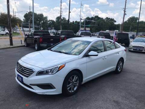 2016 Hyundai Sonata for sale at Smart Buy Car Sales in Saint Louis MO