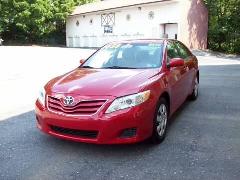2010 Toyota Camry for sale at Clift Auto Sales in Annville PA