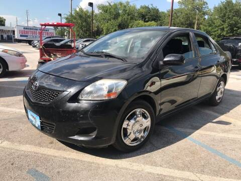 2012 Toyota Yaris for sale at Popular Imports Auto Sales in Gainesville FL