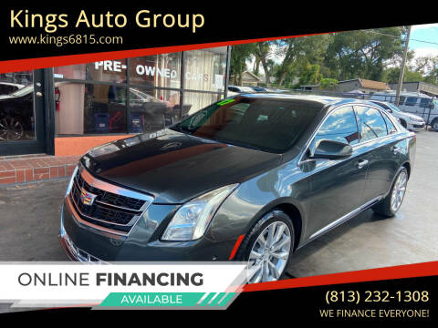 2017 Cadillac XTS for sale at Kings Auto Group in Tampa FL