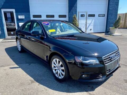 2011 Audi A4 for sale at Saugus Auto Mall in Saugus MA