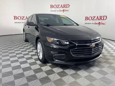 2018 Chevrolet Malibu for sale at BOZARD FORD in Saint Augustine FL