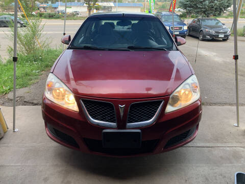 2010 Pontiac G6 for sale at Highbid Auto Sales & Service in Arvada CO