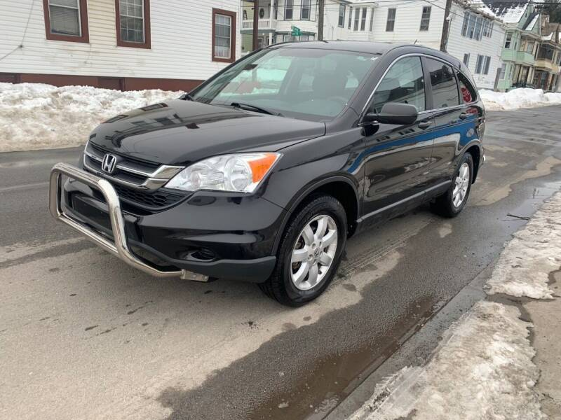 2011 Honda CR-V for sale at DARS AUTO LLC in Schenectady NY