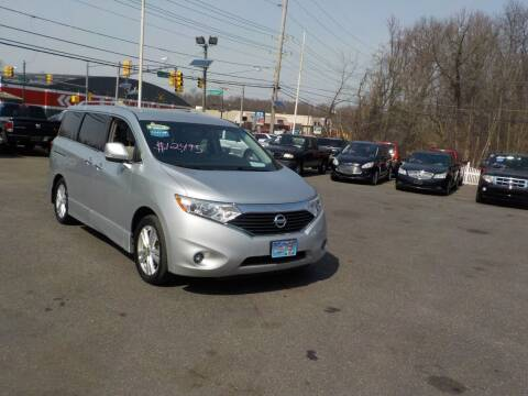 2013 Nissan Quest for sale at United Auto Land in Woodbury NJ