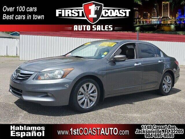 2011 Honda Accord for sale at 1st Coast Auto -Cassat Avenue in Jacksonville FL