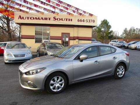 2015 Mazda MAZDA3 for sale at Automart South in Alabaster AL
