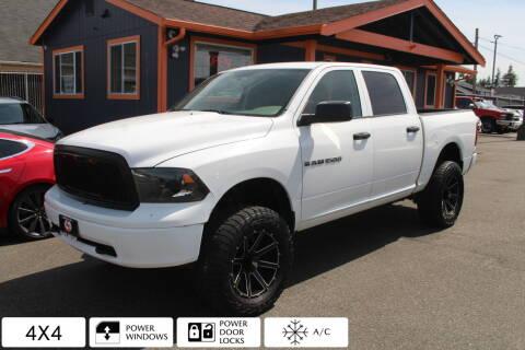 2011 RAM Ram Pickup 1500 for sale at Sabeti Motors in Tacoma WA