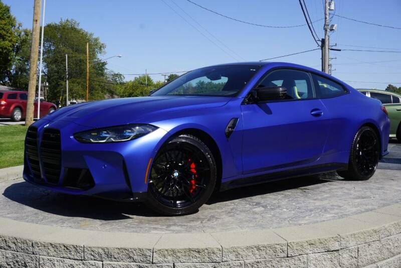 2021 BMW M4 for sale at Platinum Motors LLC in Heath OH