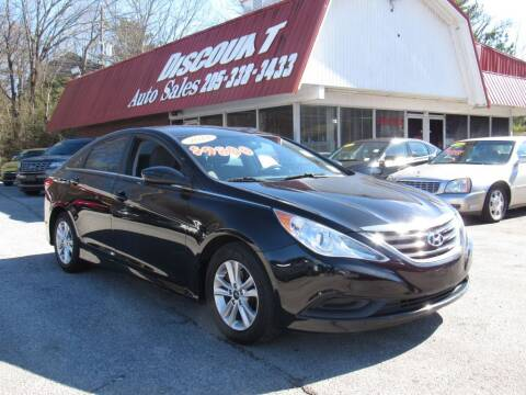 2014 Hyundai Sonata for sale at Discount Auto Sales in Pell City AL