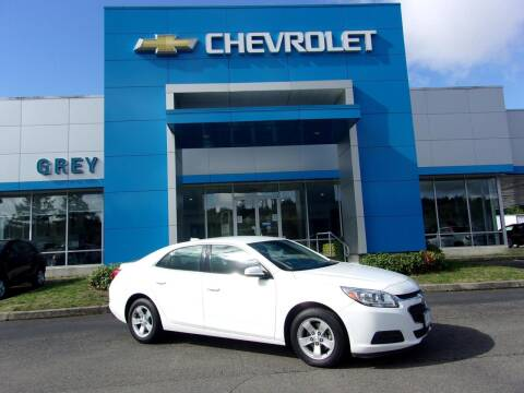 2016 Chevrolet Malibu Limited for sale at Grey Chevrolet, Inc. in Port Orchard WA