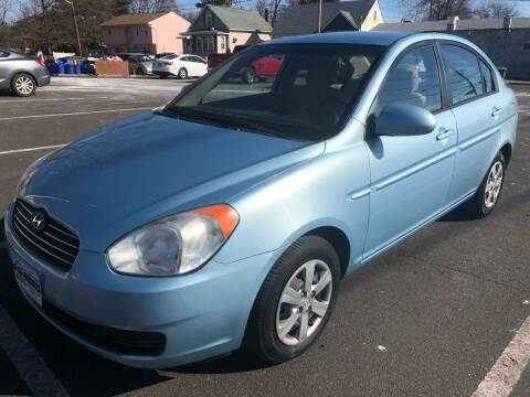 2008 Hyundai Accent for sale at EZ Auto Sales , Inc in Edison NJ