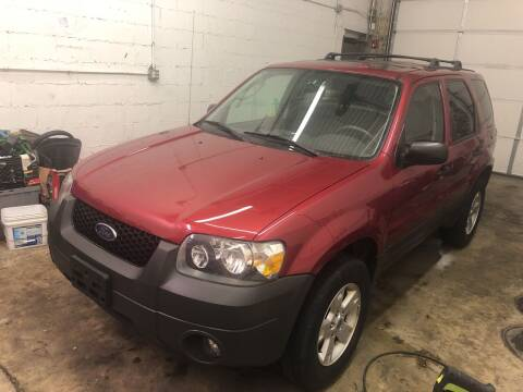 2005 Ford Escape for sale at Cargo Vans of Chicago LLC in Mokena IL