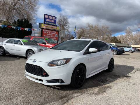 2014 Ford Focus for sale at Right Choice Auto in Boise ID