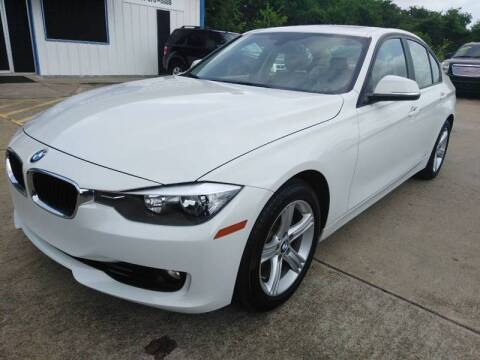 2013 BMW 3 Series for sale at Discount Auto Company in Houston TX