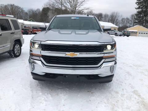2017 Chevrolet Silverado 1500 for sale at Sorel's Garage Inc. in Brooklyn CT