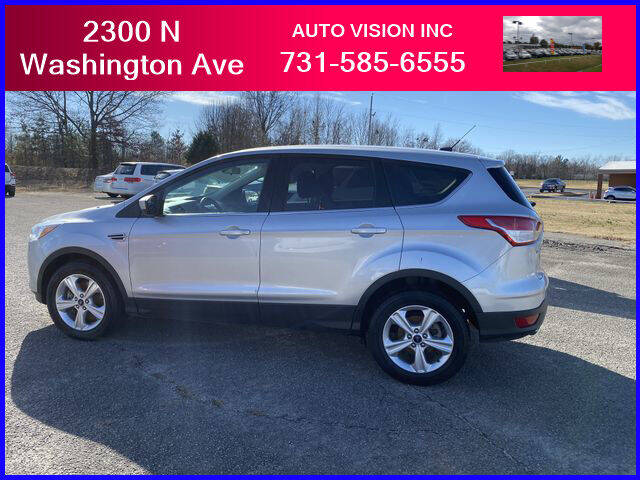 2016 Ford Escape for sale at Auto Vision Inc. in Brownsville TN