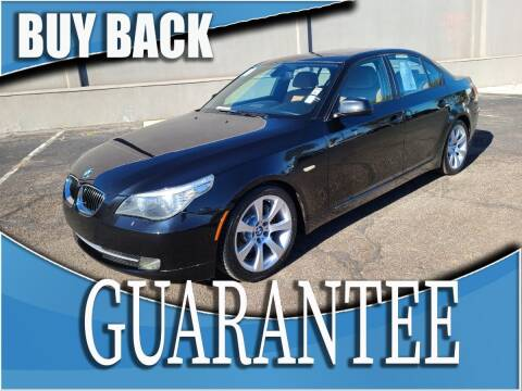 2010 BMW 5 Series for sale at Reliable Auto Sales in Las Vegas NV
