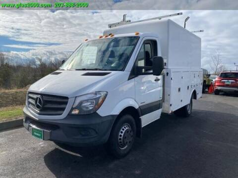 2014 Mercedes-Benz Sprinter Cab Chassis for sale at Green Light Auto Sales LLC in Bethany CT