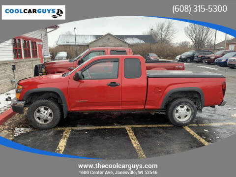2005 Chevrolet Colorado for sale at Cool Car Guys in Janesville WI