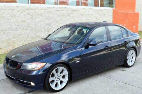 2007 BMW 3 Series for sale at Raleigh Auto Inc. in Raleigh NC