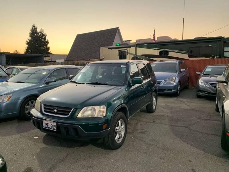 2000 Honda CR-V AWD SE 4dr SUV - Fremont CA