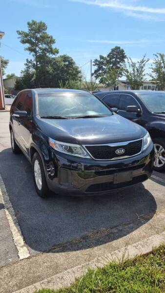 2014 Kia Sorento for sale at Credit Cars LLC in Lawrenceville GA