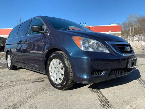 2010 Honda Odyssey for sale at Auto Warehouse in Poughkeepsie NY