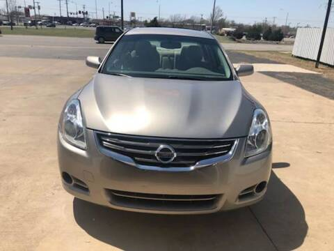 2012 Nissan Altima for sale at Moore Imports Auto in Moore OK