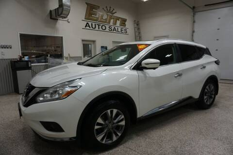 2016 Nissan Murano for sale at Elite Auto Sales in Ammon ID