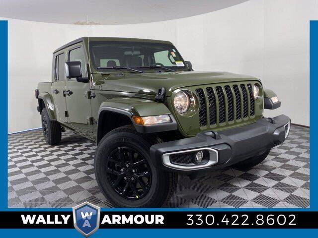 2021 Jeep Gladiator for sale in Alliance, OH
