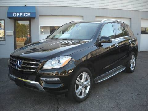 2013 Mercedes-Benz M-Class for sale at Best Wheels Imports in Johnston RI