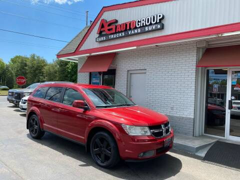 2009 Dodge Journey for sale at AG AUTOGROUP in Vineland NJ