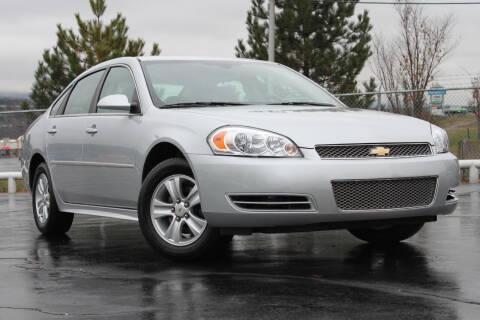 2012 Chevrolet Impala for sale at Dan Paroby Auto Sales in Scranton PA