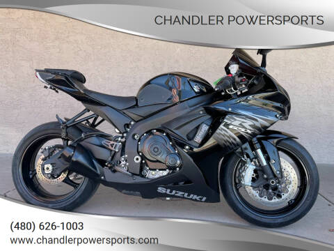 2014 Suzuki GSX-R600 for sale at Chandler Powersports in Chandler AZ