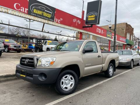 2008 Toyota Tacoma for sale at Manny Trucks in Chicago IL