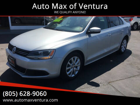 2013 Volkswagen Jetta for sale at Auto Max of Ventura in Ventura CA